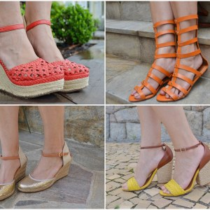 #Verão: Sandálias para arrasar