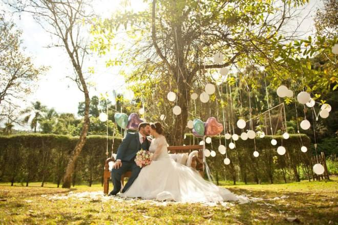 post com dicas para organizar e planejar casamento ao ar livre