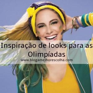 Inspiração de looks para as Olimpíadas