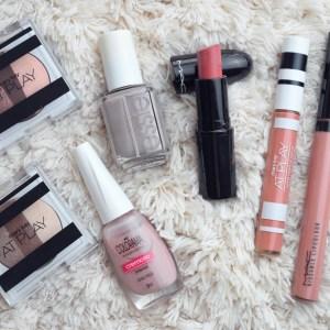 Maquiagem: Meus tons de nude favoritos