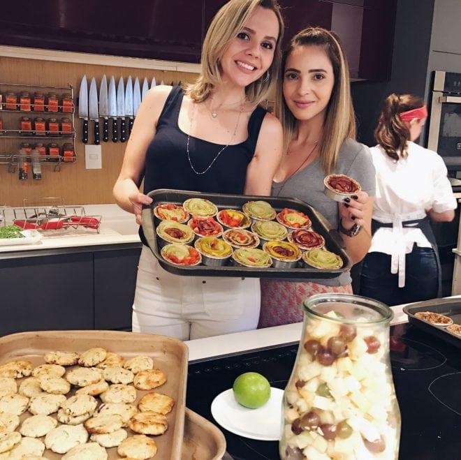 Receitas saudáveis no Eataly Brasil, em São Paulo, com Vivi Pra Isso