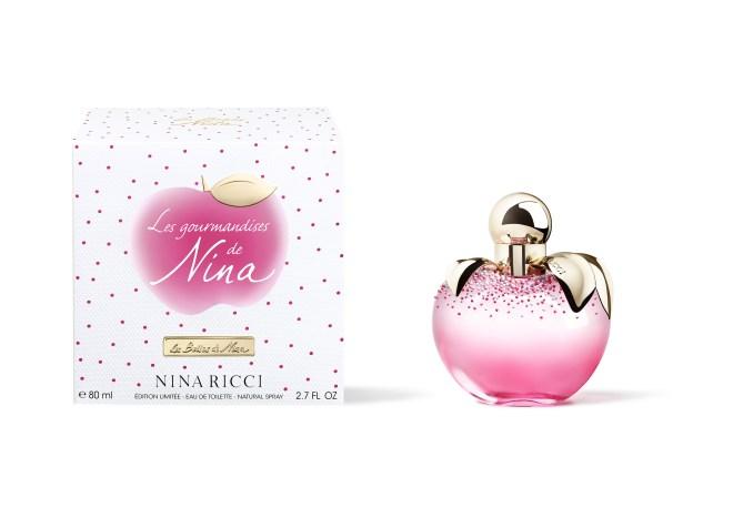 Resenha perfumes Nina Ricci rosa Nina e azul Luna