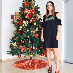 Looks para o Natal e o Ano Novo
