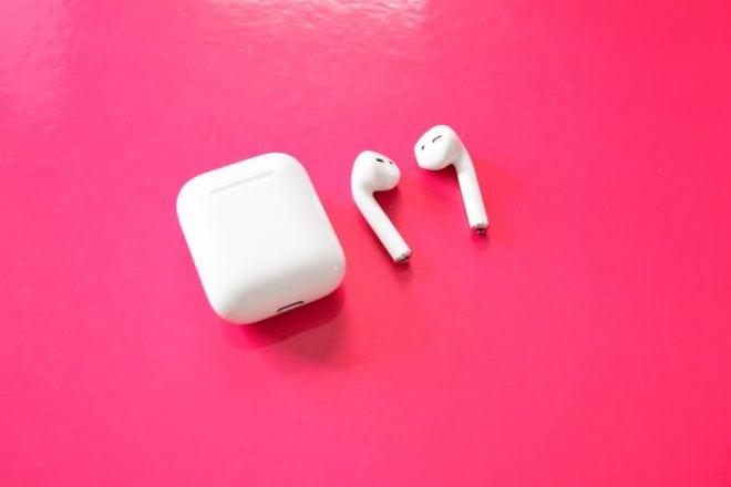 Resenha do fone de ouvido sem fio Apple AirPods
