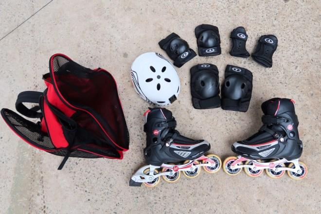 Os benefícios de andar de patins para uma vida saudável
