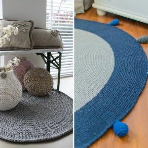 Aposte na decoração com crochê para embelezar e levantar o astral da sua casa