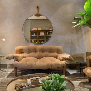 Espelhos redondos: veja como usar essa tendência de decoração em sua casa