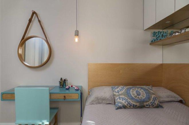 Espelhos redondos: maneiras de usar na decoração da casa