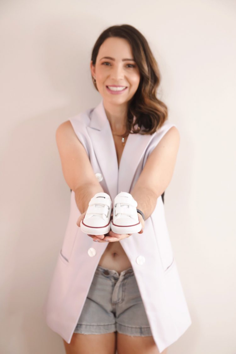 Primeira gravidez, boas-vindas à maternidade!