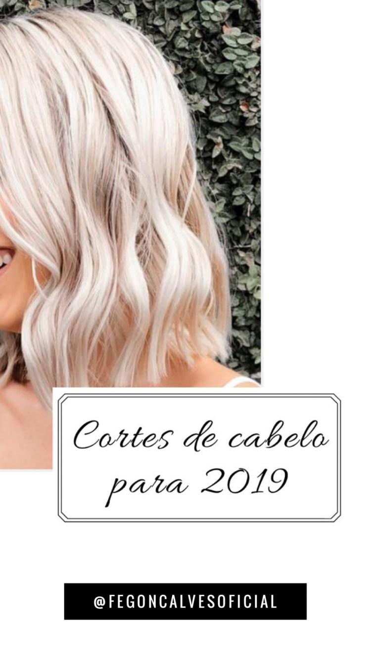 Conheças as tendências de cortes de cabelo 2019