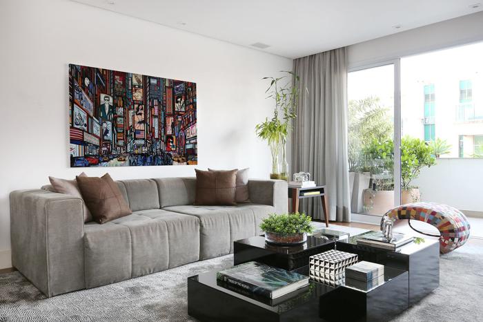Escolha a mesa de centro perfeita para a sala de estar de casa
