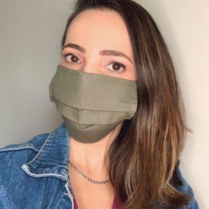 Máscara de tecido: o acessório essencial nos cuidados contra a Covid-19