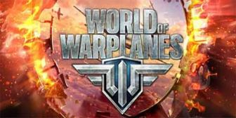 MMO Word of Warplanes Logo