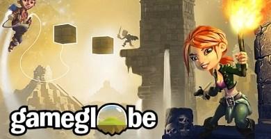 MMORPG Gameglobe Logo