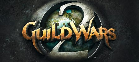 MMORPG Guild Wars 2 Logo