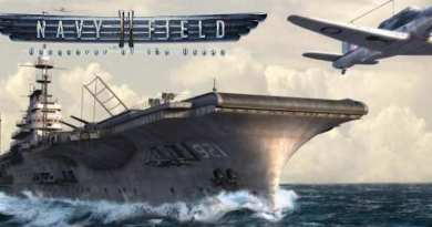 MMO Navyfield 2 Closed Beta