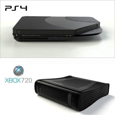 Playstation 4 será até 50% mais poderoso que o Xbox 720, mas perderá em memória RAM.