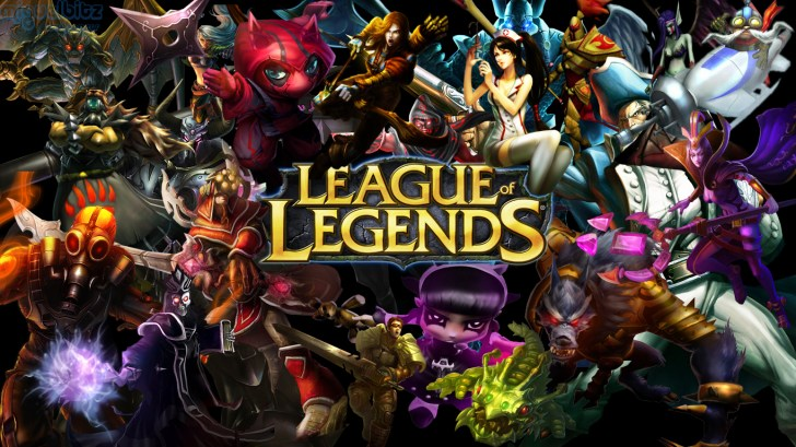 MOBA League of Legends Servidor Brasil Riot Games