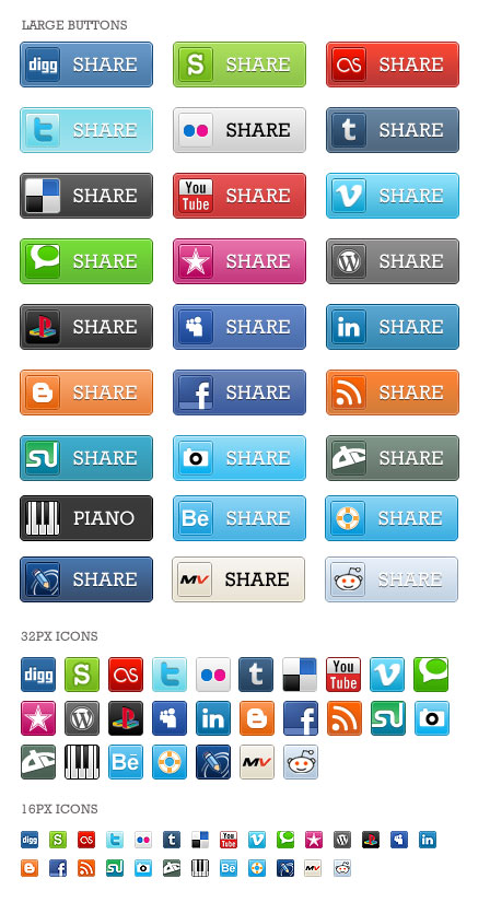 iconos-sobre-social-media
