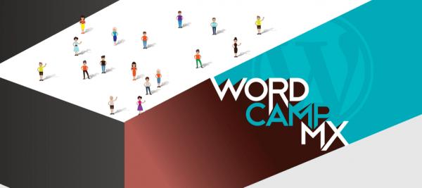 Wordcamp México 2015.