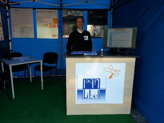 Libel au salon bois energie 2015 nantes blog appels d for Salon du bois nantes