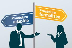 Marchés procédure adaptée ou formalisée