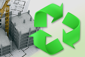Obligation de recyclage des déchets de construction