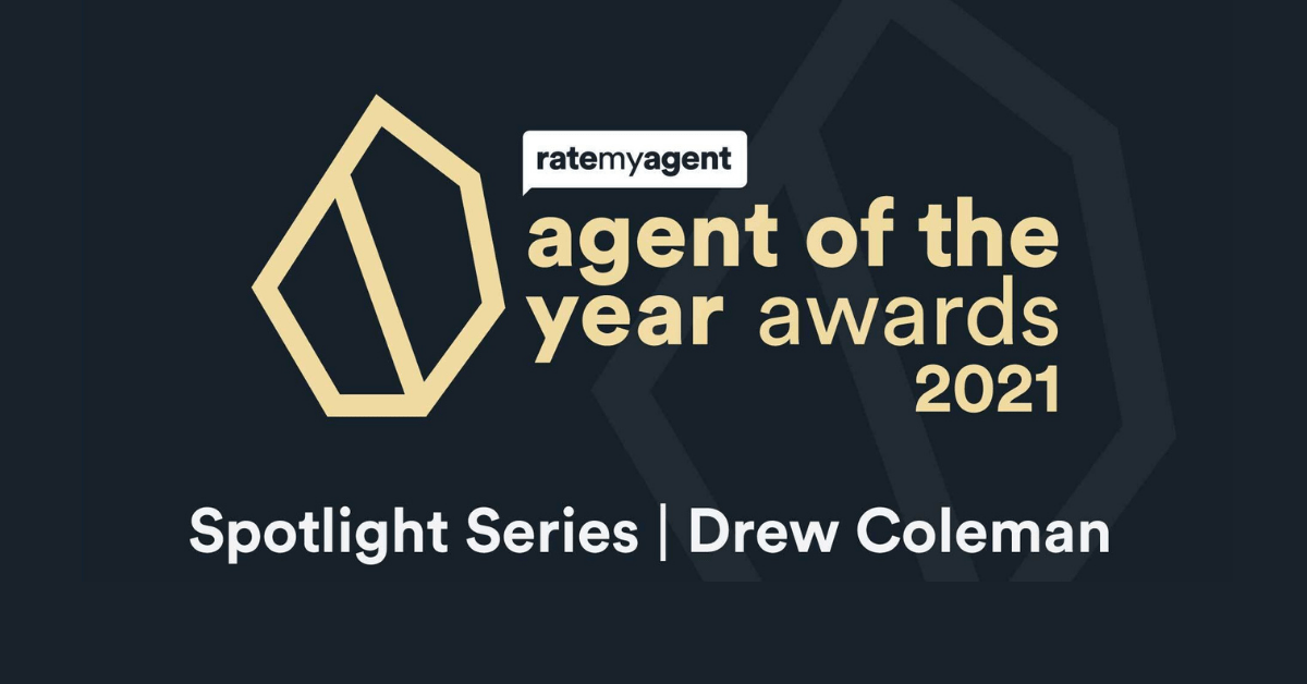 2021 Agent of the Year Awards: Spotlight Series with Drew Coleman