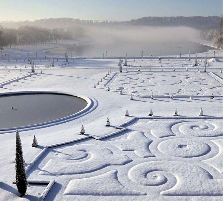 Kar Yagisi Sonrasi Medyana Gelen Ilginc Resimler 22