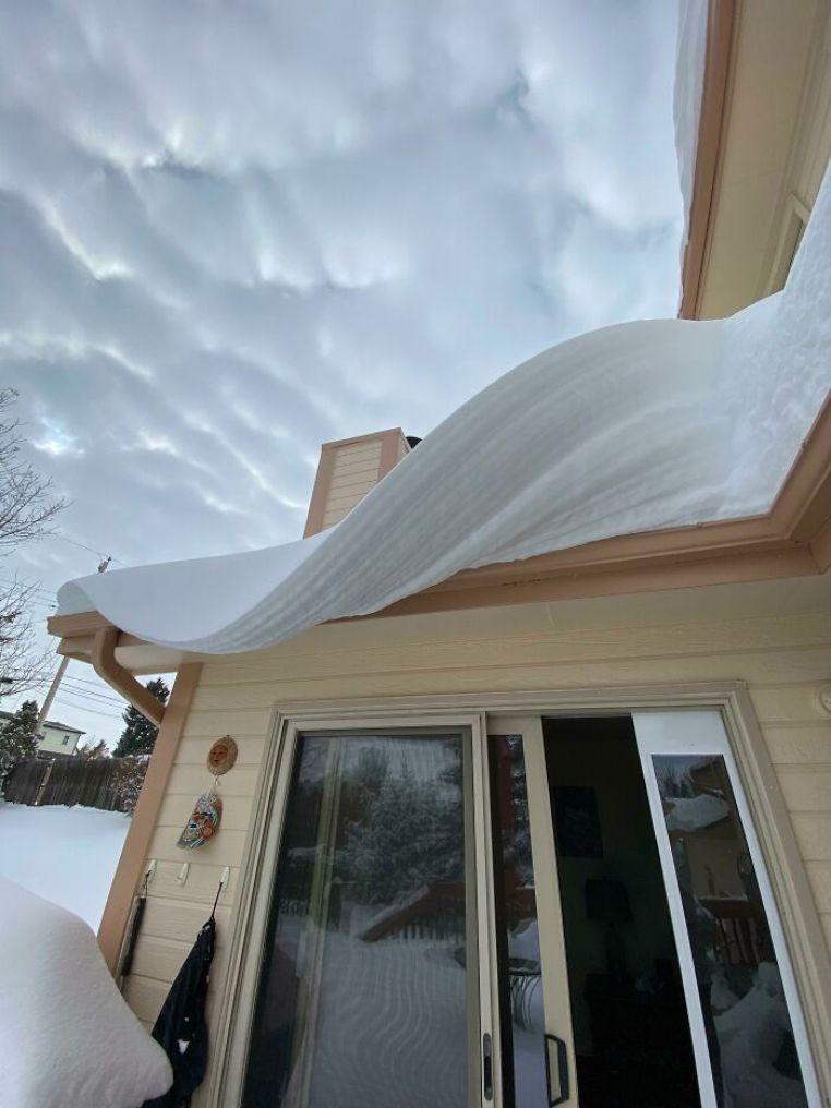 Kar Yagisi Sonrasi Medyana Gelen Ilginc Resimler 4