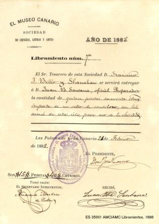 ES 35001 AMC/AMC Libramientos, 1888