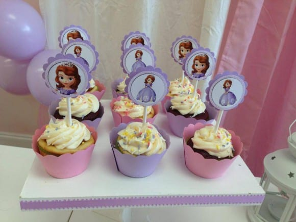 7 Things You Must Have At Your Sofia The First Party