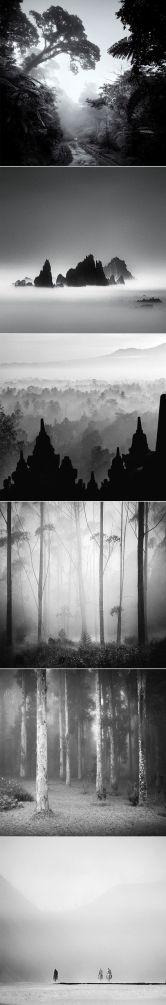 Le genre fantastique - paysages
