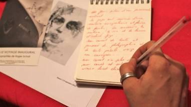 atelier d'écriture créative - pratique