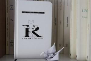 Syndrome de la page blanche - carnet rémanence