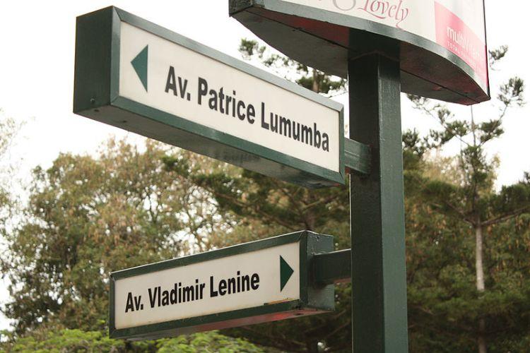 Avenida Vladimir Lénine - avenue