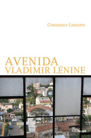 Avenida Vladimir Lénine - photo de couverture