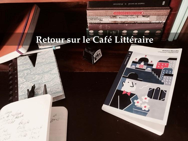 café littéraire - photo instar