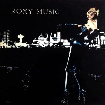 pochette de disque - Roxy