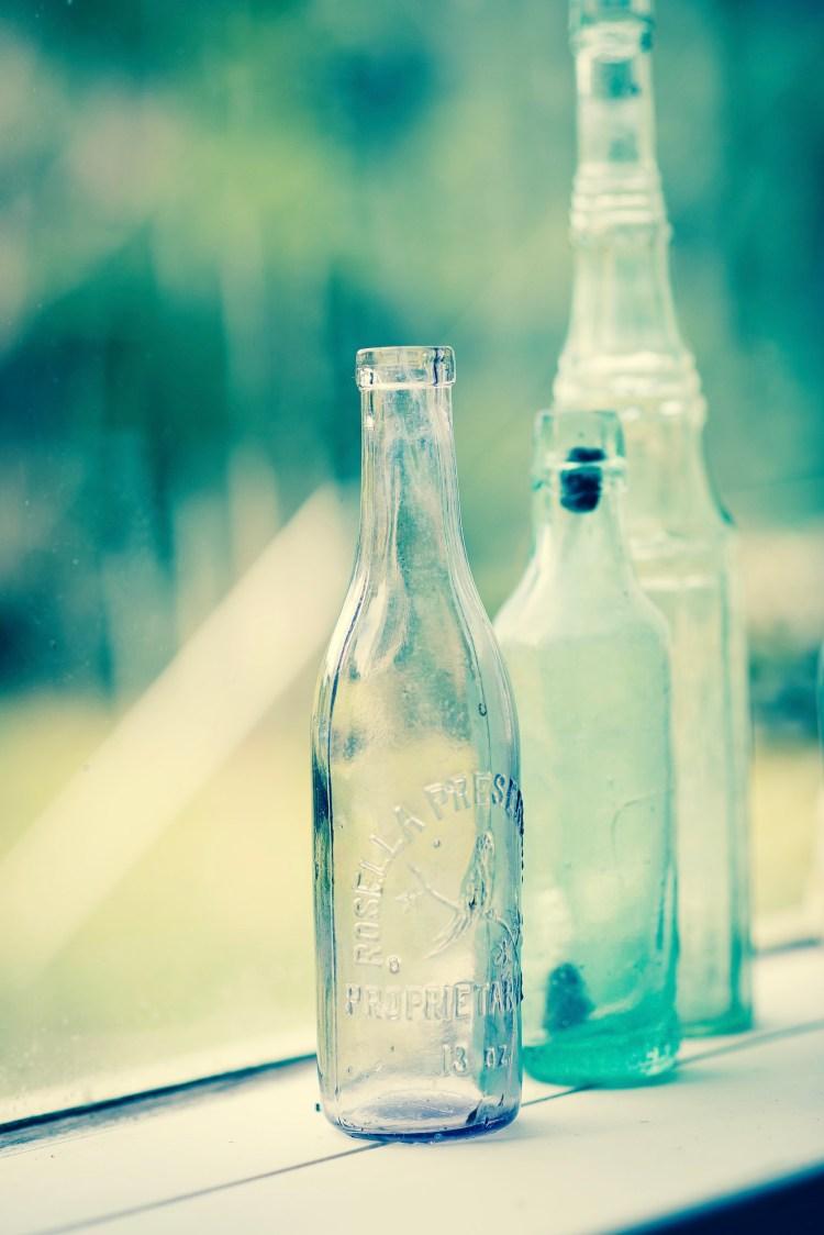 Haïku-livres - bouteilles d'eau