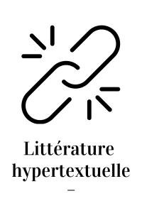 Littérature à dispositif - lien hypertexte