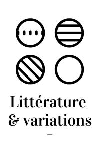 Littérature à dispositif - & variation