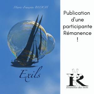 Publications de Marie-Françoise Bloch - Exils
