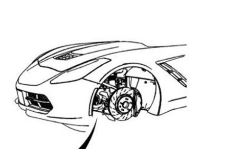 Corvette C7 Fuites