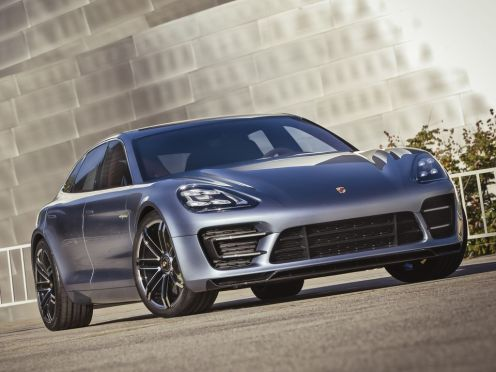 Porsche Panamera Sport Turismo concept (3)