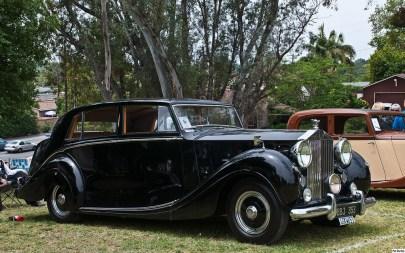 Rolls royce Silver Wraith 1950 ou 1951