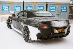 Aston Martin Vanquish Volante Tests Hiver 2013 (5)