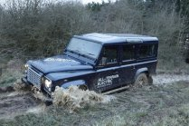 Defender All Terrain Electric