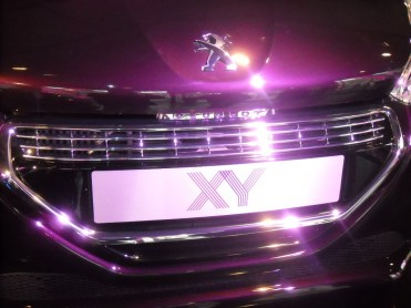 Peugeot 208 XY Light up the city (6)