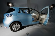 Renault Zoé by Ugo Missana